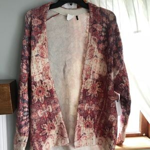 NWT Anthropologie Sweater Cardigan!!